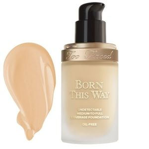 TOO FACED Ivory Born This Way Foundation